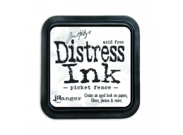 Picket Fence, Ranger Distress Ink Pad,