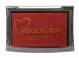 VersaColor Ink Pad Old Rose