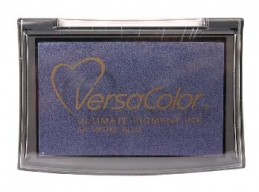 VersaColor Ink Pad Smoke Blue
