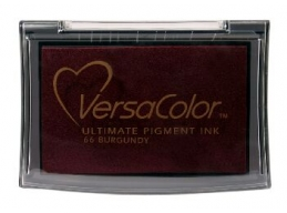 VersaColor Ink Pad Burgundy