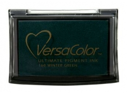 VersaColor Ink Pad Winter Green