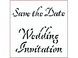 ST Invitation Wedding