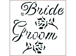 ST Bride and Groom Words