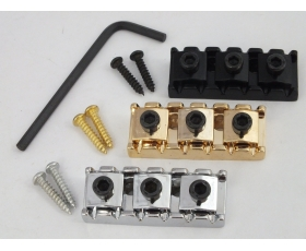 Floyd Rose LOCKING NUT 43mm or 42mm in  Chrome Black Gold + Screws
