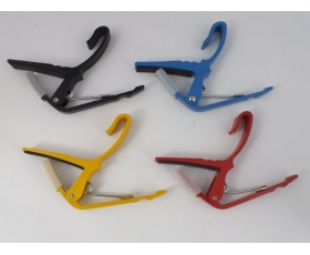 GUITAR CAPO Quick Release Design Light weight 4 Colours