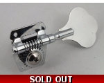 4 Chrome Bass Guitar Machine Heads for Jazz or P..