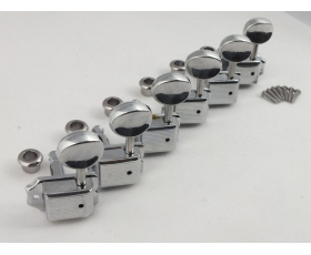 Left Handed VINTAGE Machine Heads Split Shaft Style for Strat Tele