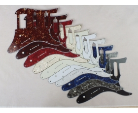 HSS Scratch Plate Pickguard in 10 Colours for YAMAHA Pacifica 112