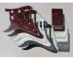 Left Handed HSS Scratch Plate Pickguard SET for YAMAHA Pacifica 112