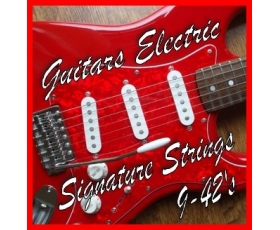 Electric Guitar Strings 09-42s Super Light Gauge
