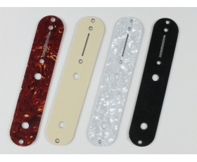 Scratch Plate CONTROL PLATE for Telecaster style Guitars in 4 colours