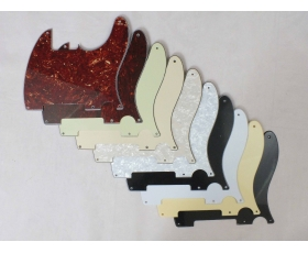 Scratch Plate Pickguard to fit 5 hole Telecaster Esquire in 10 Colours
