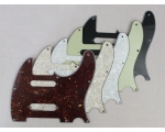 Scratch Plate Pickguard in 4 Cols to fit TELECAS..