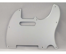 Mirror Chrome 8 hole Scratch Plate Pickguard for TELECASTER