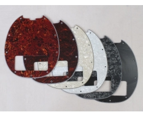 Scratch Plate Pickguard 6 Colours to fit Music man StingRay Bass 5