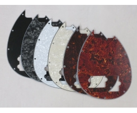 Scratch Plate Pickguard in 6 Colours to fit Musicman Sterling Bass