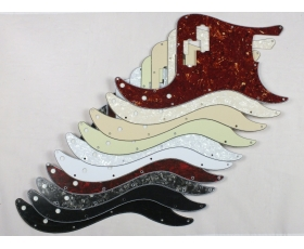 Scratch Plates pickguards in 10 Colours for USA/Mex Precision P BASS