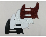 Scratch Plate Pickguard + 2 Strat Pick Up Holes ..
