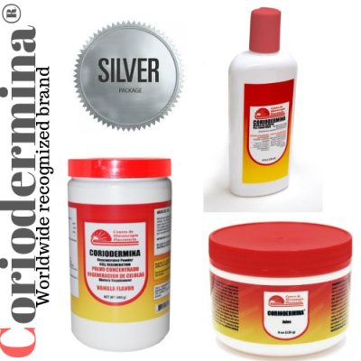 Coriodermina - Treatment - Silver Package