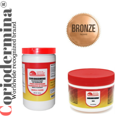PSORIASIS BRONZE PACKAGE JELLY + CELL REGENERATOR