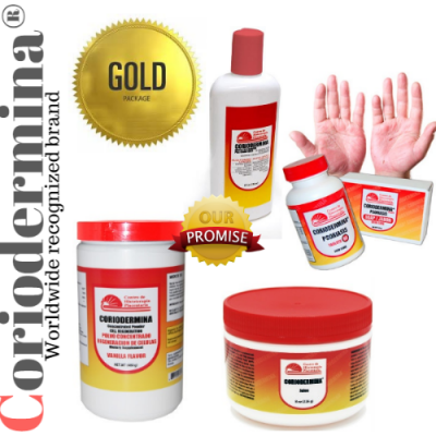 PSORIASIS GOLD PACKAGE