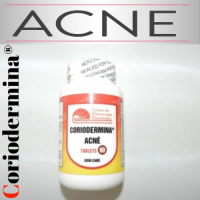 Coriodermina - Acne Tablets