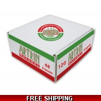 Artrin Cochi Medio - Box of 48 12..