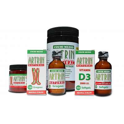 ARTHRITIS TREATMENT- GOLD PACKAGE
