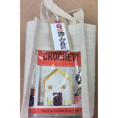 """get started"" crochet kit"
