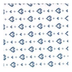 Nordic Stitches - Bla Snow