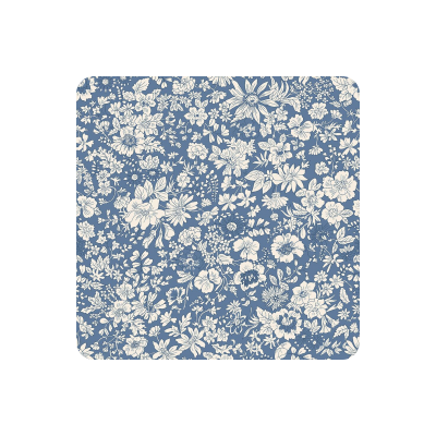 Liberty - The English Garden - Emily silhouette blue