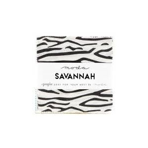Savannah charm pack