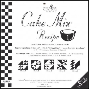 Cake Mix Recipe by Miss Rosi..
