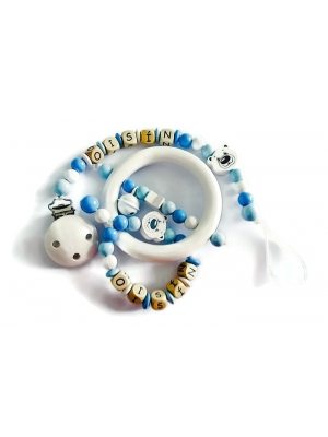 Baby boy gift set with ..