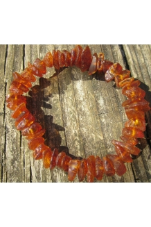 Baltic Amber Nuggets Stretch..