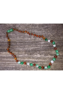 Luxury Baltic Amber and Gree..