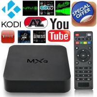MXQ Android Smart TV Box HD 1080 ..