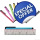 10 x Capacitive Screen Stylus Pen Handy Touch Pe..