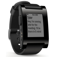 Pebble Classic Smartwatch Fitness..