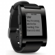 Pebble Classic Smartwatch Fitness Black IOS or A..
