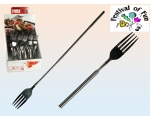Extendable Metal Fork - Extends Up To 64cm!
