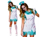 Bloodthirsty Zombie Nurse Costume