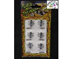 Flies On The Wall - Pack of 6 Fake Flies