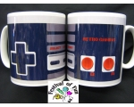 Retro Controller Mug - NES Style Video Gamer