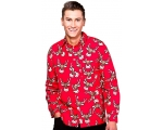 Christmas Shirt Red-Rud..