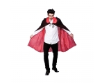 Cape - Reversible Black & Red