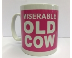 Miserable Old Cow Mug