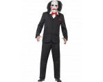 Jigsaw Puppet/Saw Costume - Officially Licensed