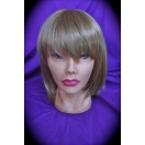 Short Straight Bob with fringe - Multi..