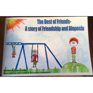 Best Of Friends Kids Alopecia Book